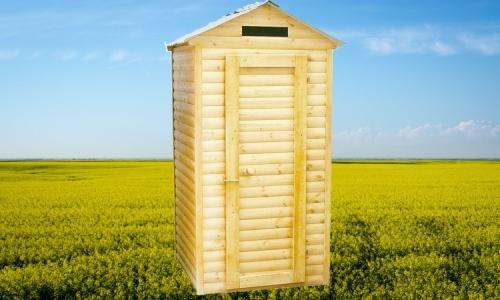 Туалет 1х1 м