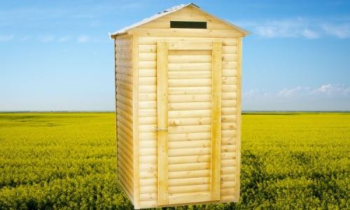 Туалет 1,2х1,2 м